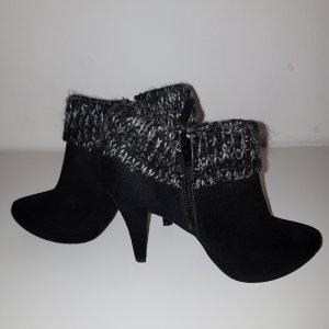 Graceland Ankle Boots black