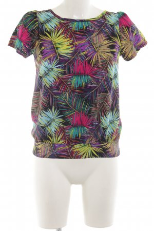 Anmol Blouse topje abstract patroon casual uitstraling