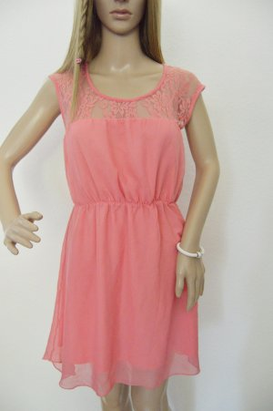 Ann Christine Dress pink-pink