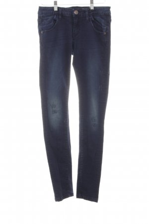 Ann Christine Skinny Jeans blue casual look