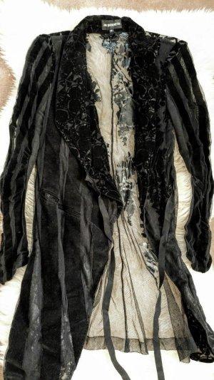 Ann Demeulemeester Tailcoat black