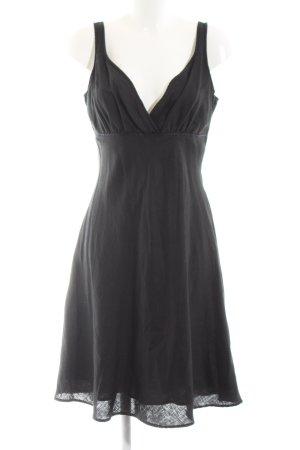 Ann LLewellyn A Line Dress black casual look