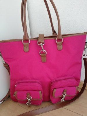 Ann LLewellyn Shopper multicolore nylon