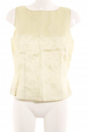 Ann Taylor Sleeveless Blouse pale green elegant