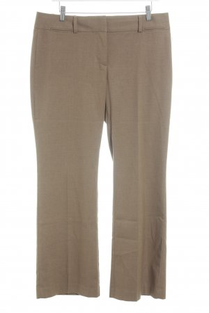 Ann Taylor Pleated Trousers light brown elegant