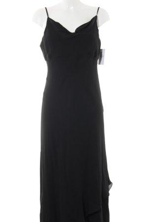 Ann Taylor Maxi abito nero elegante