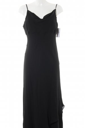 Ann Taylor Maxi-jurk zwart elegant