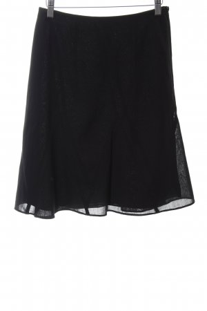 Ann Taylor Midi Skirt black business style