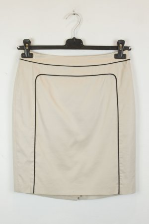 Ann Taylor Pencil Skirt cream-black mixture fibre