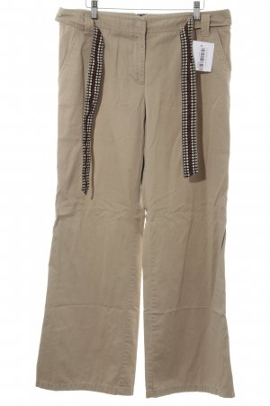 Ann Taylor Stoffhose beige Casual-Look