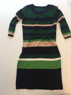 Ann Taylor Gebreide jurk veelkleurig