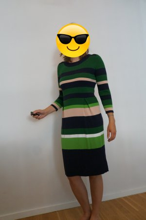 Ann Taylor Knitted Dress multicolored