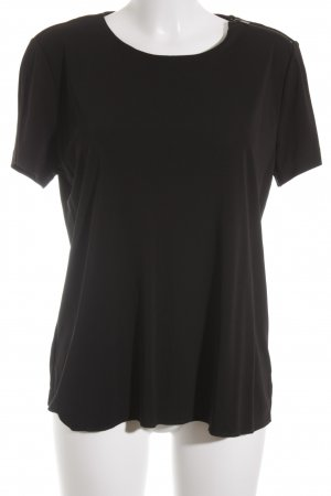 Ann Taylor T-shirt zwart elegant