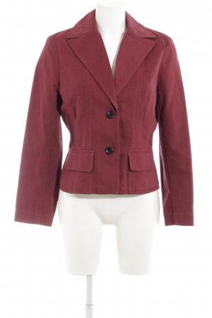 Ann Taylor Between-Seasons Jacket red business style