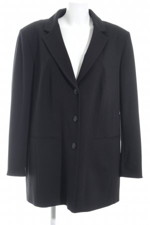 Anna Aura Boyfriend-Blazer schwarz Business-Look