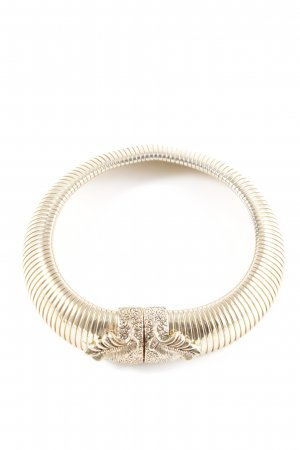 Anna Dello Russo for H&M Statement Necklace gold-colored elegant