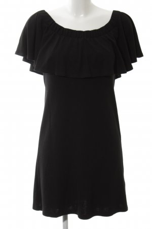 anna & ella Jersey Dress black casual look