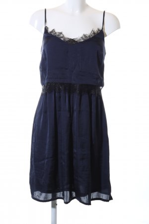 anna & ella Pinafore dress dark blue-black elegant