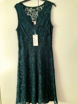 Anna Field Evening Dress dark green