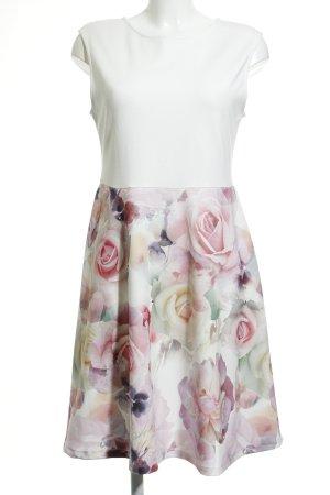 Anna Field A-Linien Kleid Blumenmuster Elegant