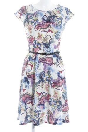 Anna Field A-Linien Kleid florales Muster Casual-Look