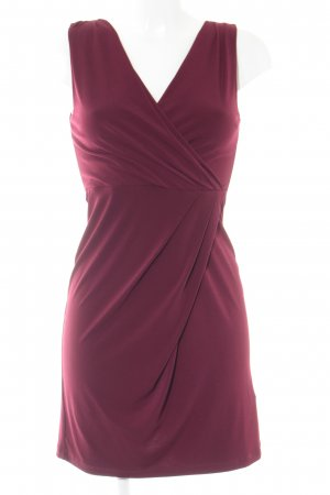 Anna Field Evening Dress dark red simple style
