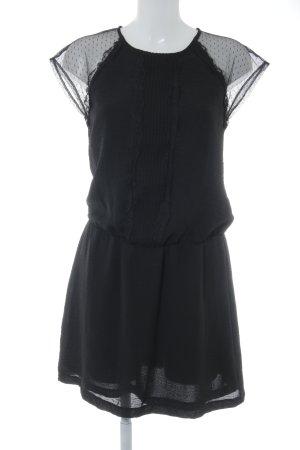Anna Field Vestido de noche negro elegante