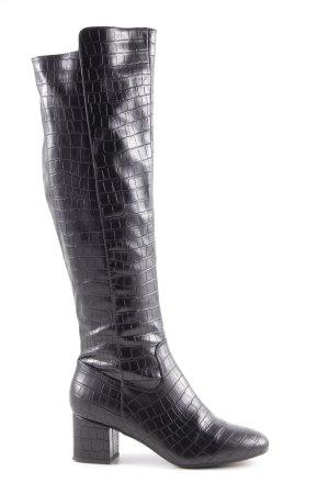 Anna Field Absatz Stiefel schwarz Elegant