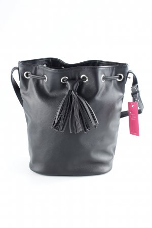 Anna Field Pouch Bag black simple style