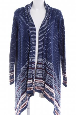 Anna Field Cardigan abstraktes Muster Casual-Look