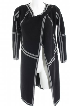 Anna Field Cardigan schwarz-grau schlichter Stil