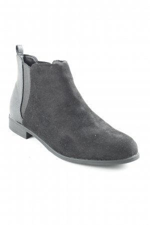 Anna Field Chelsea Boots black casual look