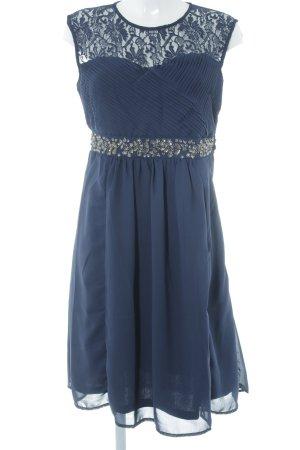 Anna Field Etuikleid dunkelblau Elegant