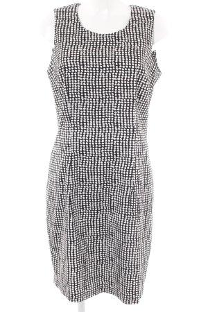 Anna Field Manteljurk zwart-wit kleurvlekken patroon elegant
