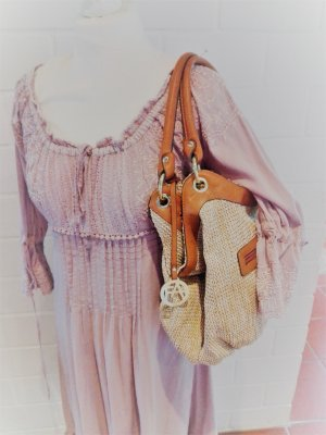 Anna Field Handtasche neu Ibiza Look classic extravaganter Schnitt