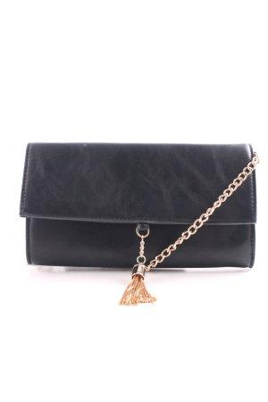 Anna Field Handtasche schwarz-goldfarben Elegant