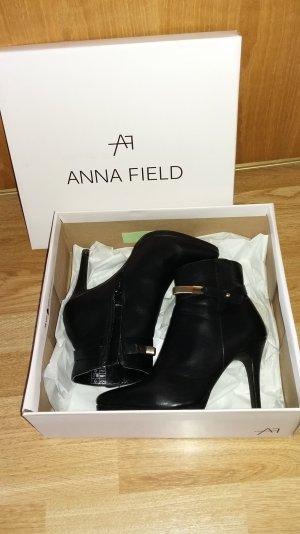 Anna Field High Heel Stiefelette - black, Gr. 37