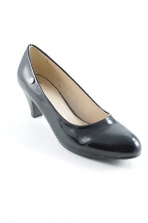 Anna Field High Heels black leather