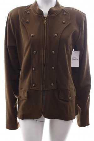 Anna Field Jacke olivgrün Military-Look