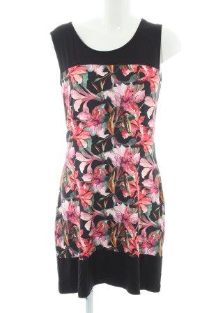 Anna Field Jerseykleid Blumenmuster Casual-Look