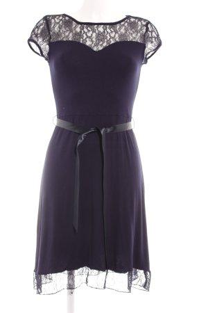 Anna Field Jerseykleid dunkelblau Casual-Look