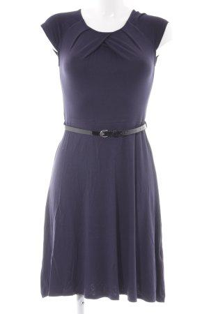 Anna Field Jerseykleid dunkelblau Urban-Look