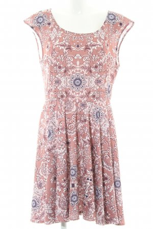 Anna Field Jerseykleid florales Muster Casual-Look