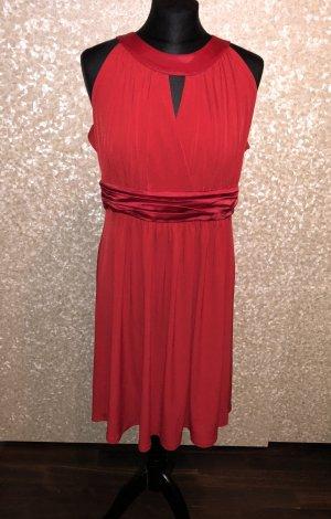 Anna Field Kleid Größe 42 rot