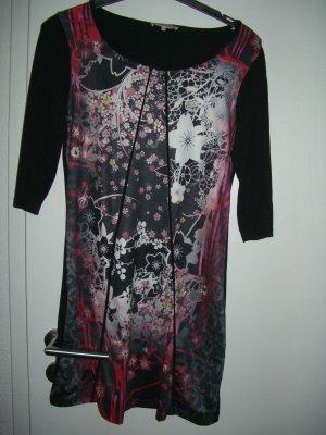Anna Field Kleid mit Druck Gr. S 36