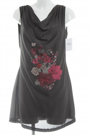 Anna Field Kurzarmkleid Blumenmuster Business-Look