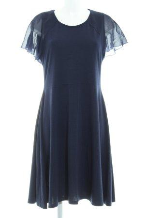 Anna Field Kurzarmkleid dunkelblau Elegant