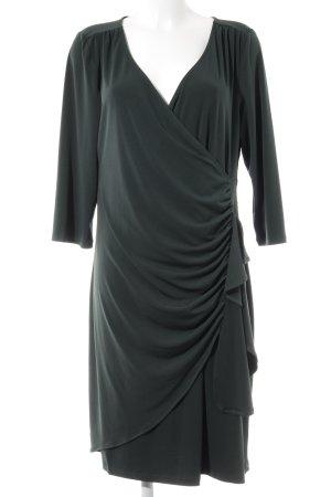 Anna Field Langarmkleid dunkelgrün Elegant