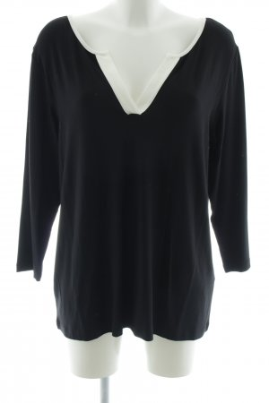 Anna Field Longsleeve black-white casual look