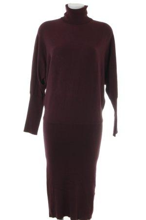 Anna Field Maxi-jurk paars klassieke stijl